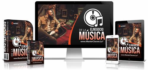 El Negocio de la Música Curso Online
