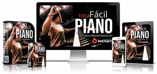Tocar Piano Fácil Curso Online