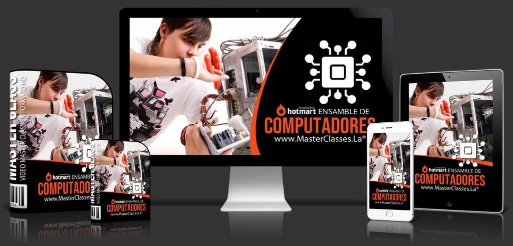Curso Online de Ensamble de Computadores