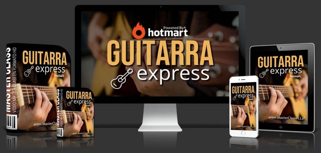Aprender a Tocar la Guitarra con Guitarra Express