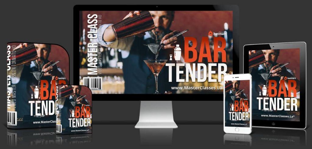 Cómo Aprender Coctelería con Bar Tender