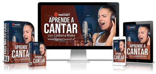 Curso Online Aprende a Cantar con Lydiana Blake