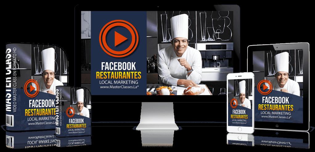 Facebook para Restaurantes Curso Online