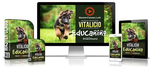 Curso Online de Adiestramiento de Perros Educanino