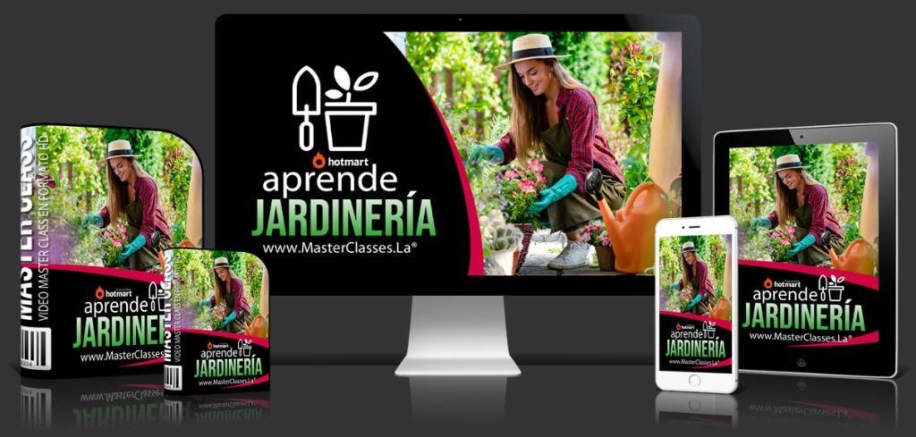 Aprender Jardinería Curso Online
