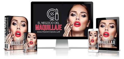 El Negocio del Maquillaje Curso Online