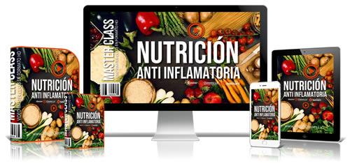 Nutrición Anti Inflamatoria Curso Online