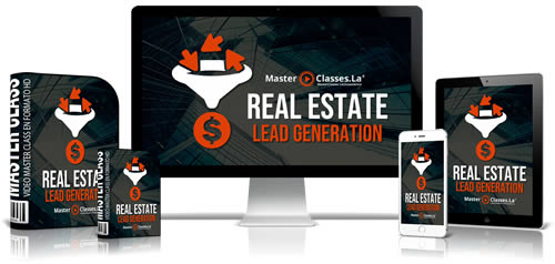 Real State Lead Generation Curso Online