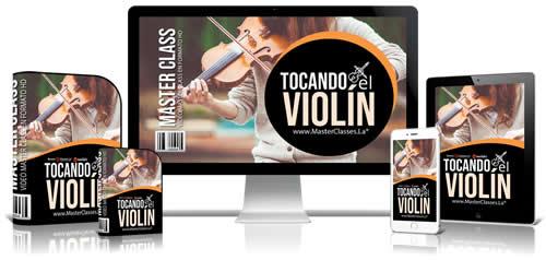 Aprender a Tocar el Violín Curso Online