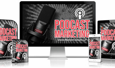 PodCast Marketing Curso Online