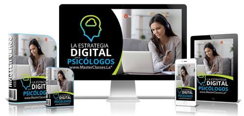 Estrategia Digital para Psicólogos Curso Online