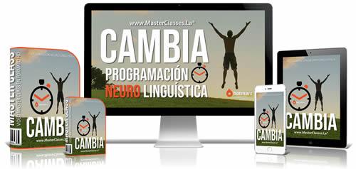 Programación Neuro Lingüística Cambia Curso Online