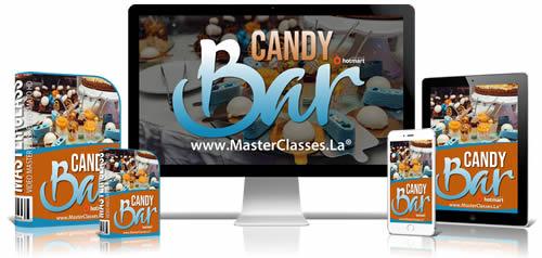 Candy Bar Curso Online