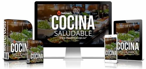 Cocina Saludable Curso Online