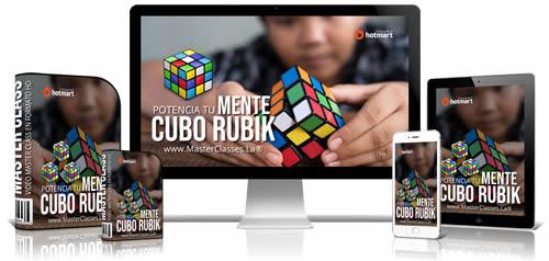 Cubo Rubik Potencia tu Mente Curso Online