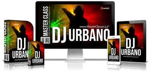 DJ Urbano Curso Online