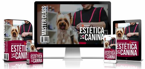 Estética Canina Curso Online