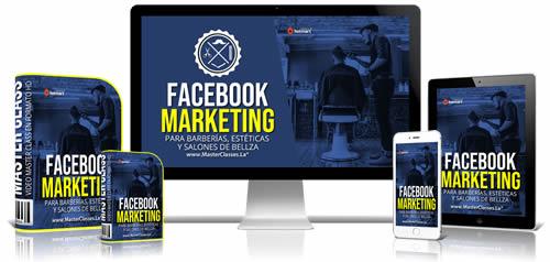 Facebook Marketing Para Peluquerías y Estéticas