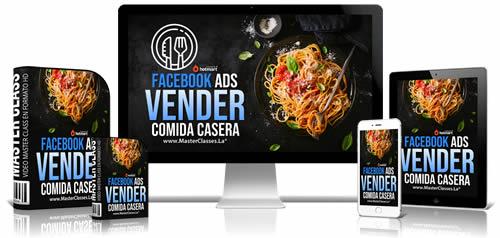 Vender Comida Casera con facebook Ads Curso Online