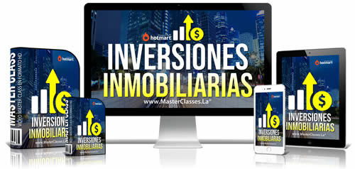 Inversiones Inmobiliarias Curso Online