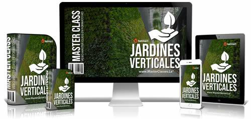 Jardines Verticales Curso Online