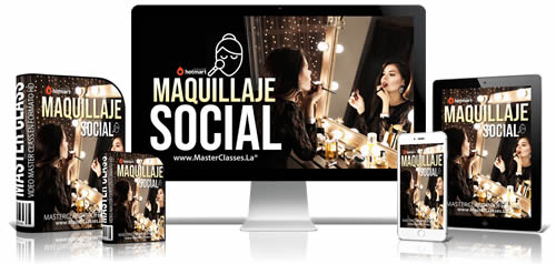 Curso Online de Maquillaje Social