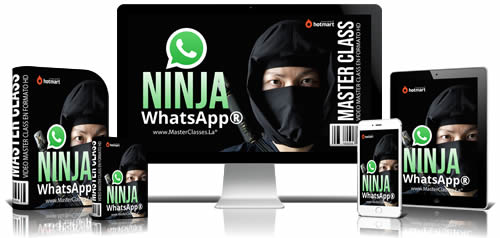WhatsApp Ninja Curso Online