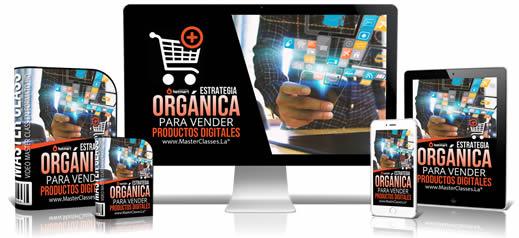Estrategia Orgánica Marketing de Afiliados Curso Online
