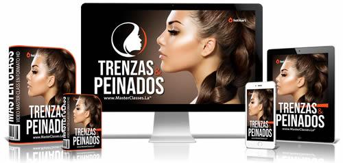 Trenzas y Peinados Curso Online