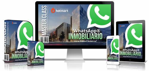 WhatsApp Inmobiliario Curso Online