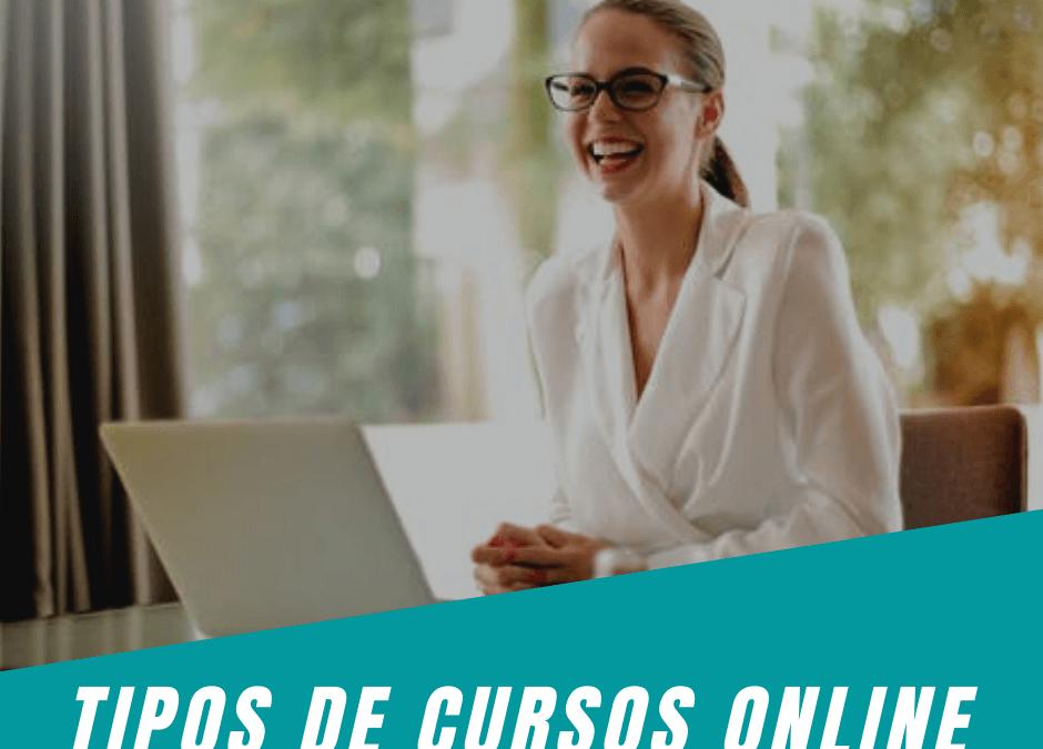 Tipos de Cursos Online