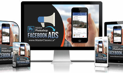 Photoshop Para Facebook Ads Curso Online