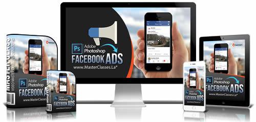 Photoshop Para Facebook Ads Curso Online