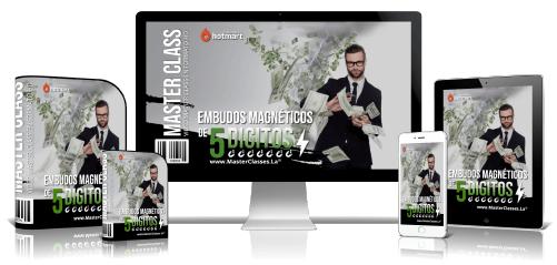 Curso Online de Creación de Embudos de Marketing