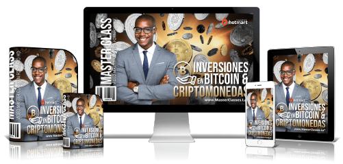 Inversiones en Bitcoin y Criptomonedas Curso Online