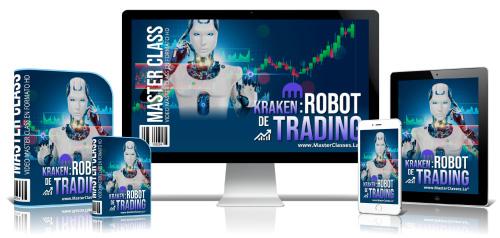 Kraken Robot de Trading Curso Online