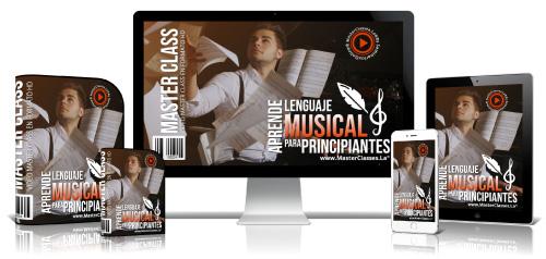 Aprende Lenguaje Musical Para Principiantes Curso Online