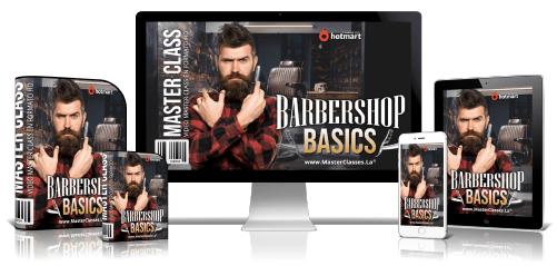 Aprender Las Técnicas de la Barbería Curso Online