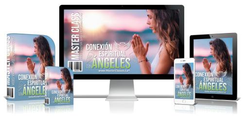 Conexión Espiritual con los Ángeles Curso Online