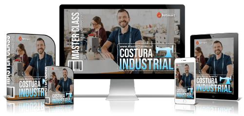Costura Industrial Curso Online