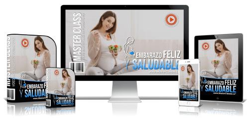 Embarazo Feliz y Saludable Curso Online