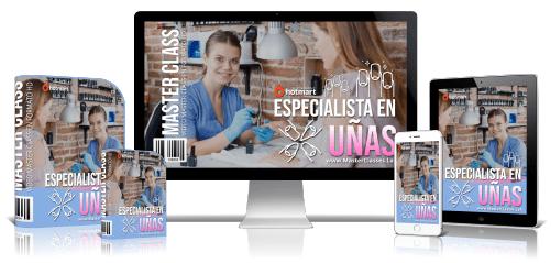Especialista en Uñas Curso Online