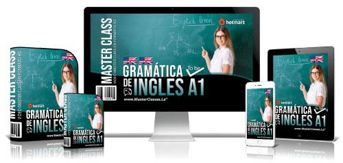 Gramática del Inglés A1 Curso Online
