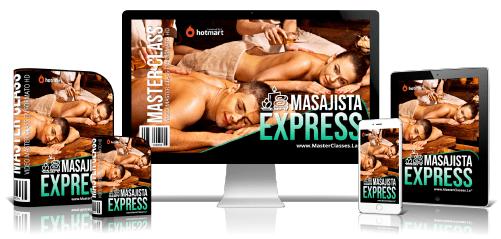 Curso Online de Masajista Express