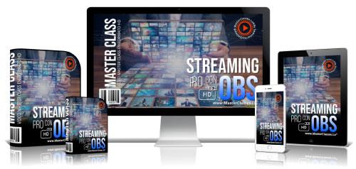 Streaming PRO con OBS Curso Online