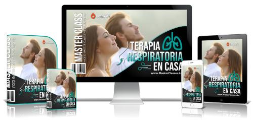 Terapia Respiratoria en Casa Curso Online