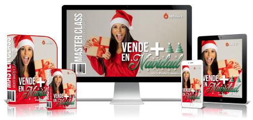 Cómo Vender Más en Navidad Curso Online