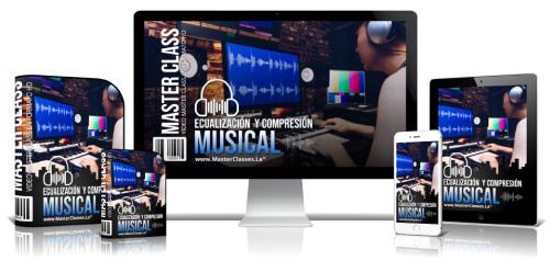 Ecualización y Compresión Musical Curso Online