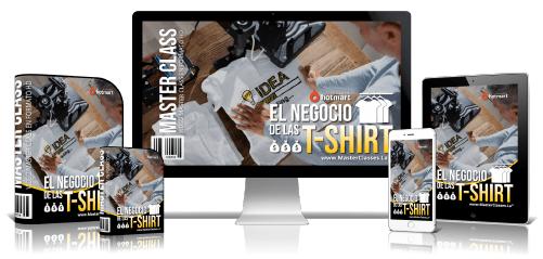 El Negocio de las T-Shirt Curso Online