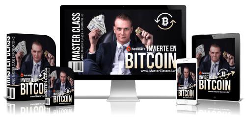 Invertir en Bitcoin Curso Online